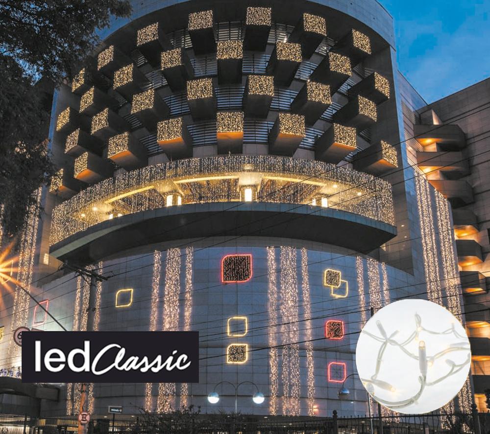 lichtervorh nge 3 meter hoch frutiger display ag dekorationskonzept dekorationsartikel. Black Bedroom Furniture Sets. Home Design Ideas