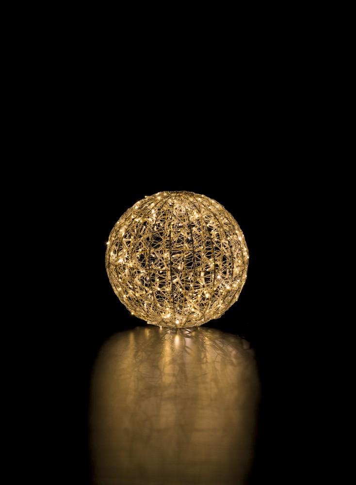 3d Weihnachtsbeleuchtung.Led 3d Ball 60 Frutiger Display Ag Dekorationskonzept
