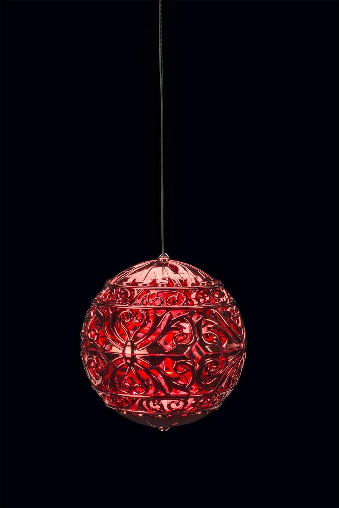 Led Weihnachtskugeln.Led Weihnachtskugeln Rot Frutiger Display Ag Dekorationskonzept