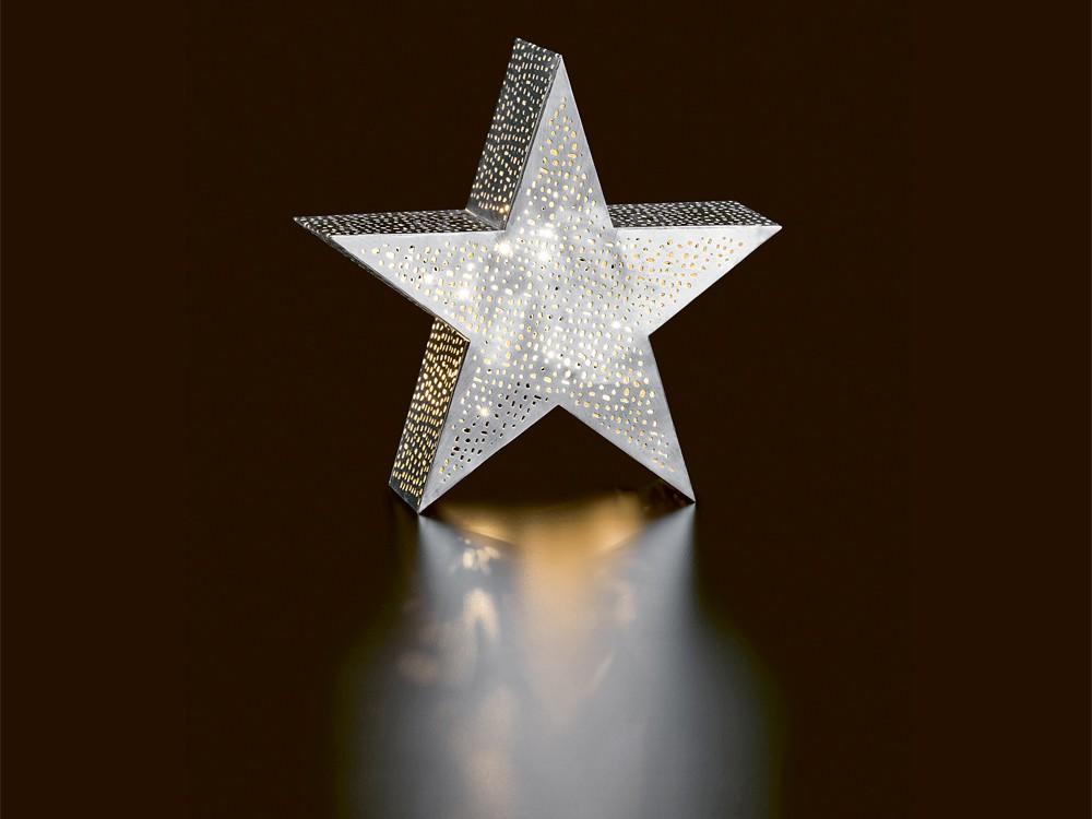 argon metal star 31x28 frutiger display ag tissus de d coration articles de d coration. Black Bedroom Furniture Sets. Home Design Ideas