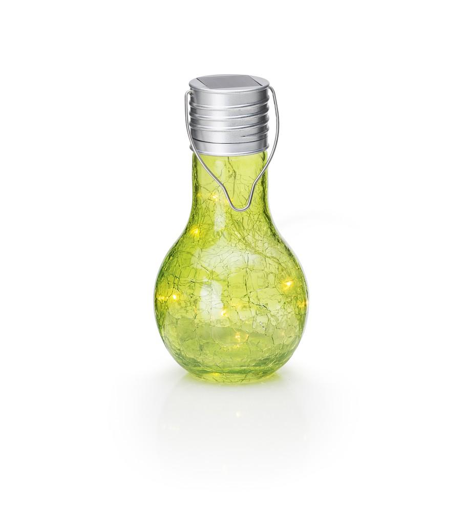 Weihnachtsbeleuchtung Tropfen.Solar Tropfen Grün Frutiger Display Ag Dekorationskonzept