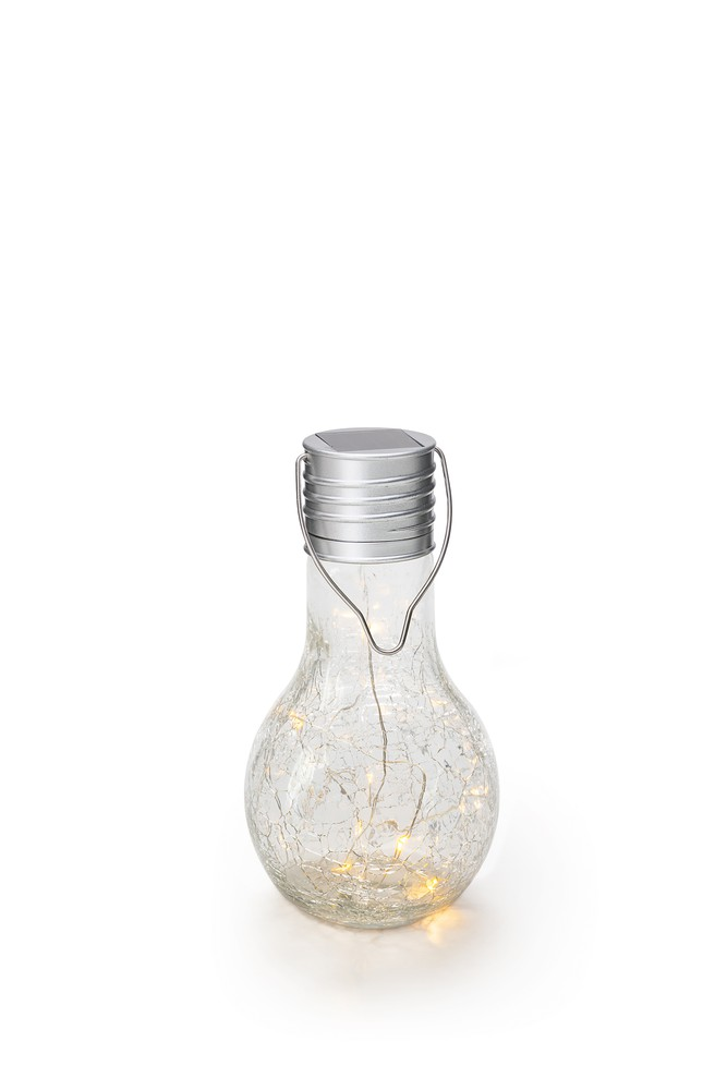 Weihnachtsbeleuchtung Tropfen.Solar Tropfen Transparent Frutiger Display Ag Dekorationskonzept